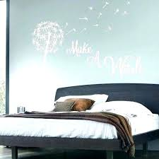 bedroom wall pictures wall decals for bedroom abstract flower and butterfly wall decal