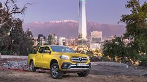 mercedes x class pickup 2017 review by car magazine