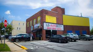 Upholstery Silver Spring Md Auto Body Shop Silver Spring Md Lg Auto Body