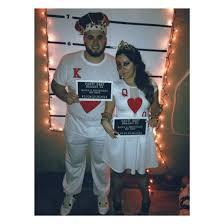 diy king u0026 queen of hearts costume diy costumes pinterest