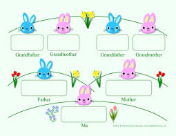 100 template for family tree free free printable family