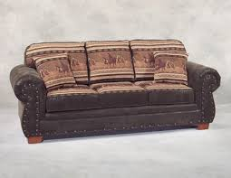 Western Couches Living Room Furniture Rustic Western Couches Sofas Rustic Lodge Series Our Most