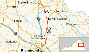 Richmond Virginia Map by Virginia State Route 2 Wikipedia