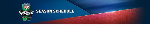 nfl schedule football available on nfl sunday ticket from