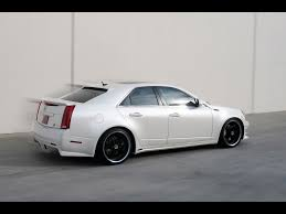 custom 2009 cadillac cts d3 research and design custom cts based on cadillac cts