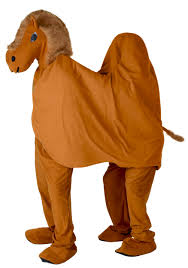 animal costumes two person camel costume