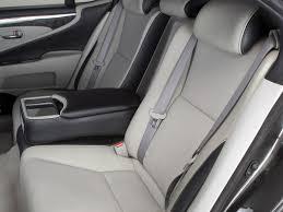 lexus white interior interior wald lexus ls 460 vip usf40 u00272007