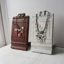 Shabby Chic Jewelry Display by 80 Shabby Chic Jewelry Display Organizer Many By