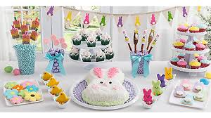 Decorated Easter Bunny Cakes by Easter Bunny Cake Idea Party City