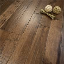 discount prefinished hickory handscraped solid 5 x 3 4 hardwood