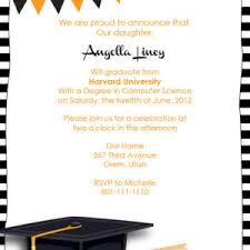 free editable and printable graduation party invitations cards