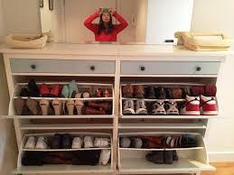 comfy diy shoe storage design idea small square shoe storage
