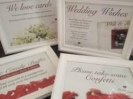 Wedding Wishes Box Cute Diy Wedding Posters U0026 Signs Ethical Bride