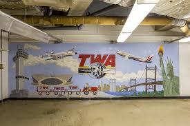 Map Of Jfk Airport New York by Explore The Twa Terminal A Pristine Time Capsule From 1962