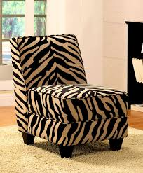 furniture formalbeauteous zebra print accent chair decorating