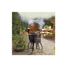 Super Pro Charcoal Grill by Vision Grills Professional C Series Ceramic Kamado Charcoal Grill