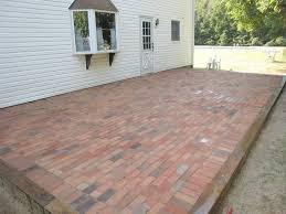 How To Cover A Concrete Patio With Pavers Cover Concrete Patio Ideas Daily Diy Refresh An Concrete