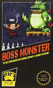 amazon com boss monster the dungeon building card game toys u0026 games