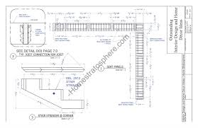 Corner Deck Stairs Design Deck Plan With Built In Benches For Seating And Storage