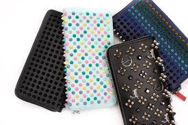 christian louboutin accessories louboutin wallets the corner