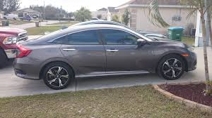 Window Tinting Richmond Va Window Tinting Page 11 2016 Honda Civic Forum 10th Gen