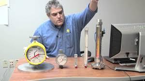 variable area flowmeter rotameter youtube