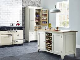 tetbury kitchen island granite top hand painted oak free delivery