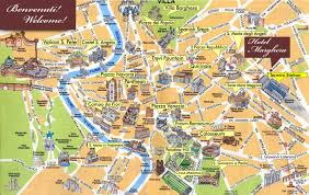 Rome Metro Map by Best Location In Rome Hotel Marghera Rome Near Termini Station