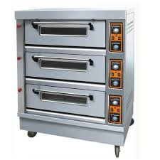 Bakery Oven Triple Deck Gas Baking Oven Wholesale Sellers from New