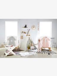 chambre b b vertbaudet lit bébé à barreaux ligne confetti blanc vertbaudet
