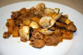 recette de cuisine portugaise recette porc mijoté aux coques à la portugaise cuisinez porc mijoté