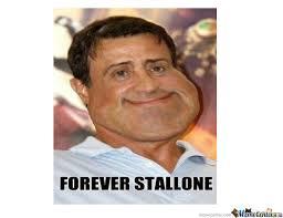 Stallone Meme - forever stallone by mounir alibouch meme center
