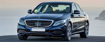 mercedes c class discount shuttles service airports hotels stations car luxury