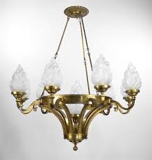 French Chandelier Antique 34