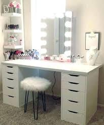 vanity make up table makeup table ideas diy vanity set best tables on cool 1 modern