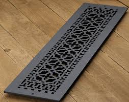 Decorative Vent Covers Grilles Cast Iron Renaissance In Cold Air