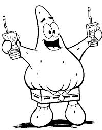 Walkie Talkies Sponge Bob Square Pants Pinterest Free Coloring Pages Sponge Bob