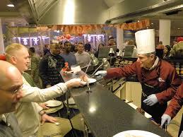 csaf visits thule air base for thanksgiving air space