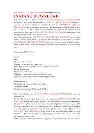 volvo 330 excavator service manual 28 images volvo ec330b lc