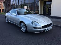 maserati models used 2003 maserati other models v8 cambio corsa for sale in