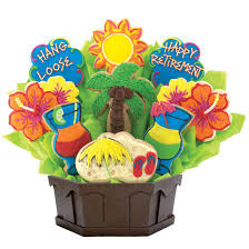 Cookie Bouquets Sunny Retirement Wishes Cookie Bouquet Cookies By Design