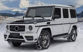 mansory mercedes sls tuner thursday more new mansory parts for the mercedes benz g class