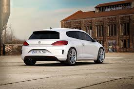 volkswagen scirocco r modified scirocco and golf variant r line