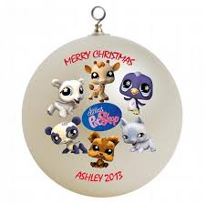 littlest pet shop personalized christmas by giftsfromhyla on zibbet