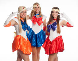 fdq budget sailor moon costume collection youtube
