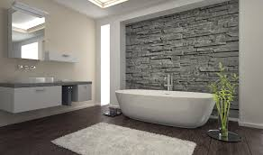 Bathroom Wall Decorations by Stone Bathroom Ideas U2013 Redportfolio