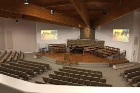 Construction Interior Design by Platform Design And Construction Church Interiors Inc