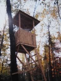 Deer Blind Plans 4x6 Deer Stand Plans Mn Deer Hunting Bear Elk Moose Fishing
