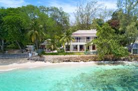 luxury barbados beach villa hemingway house rent a barbados villa