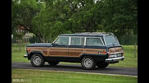 lowered jeep wagoneer unicate bmw 7 series